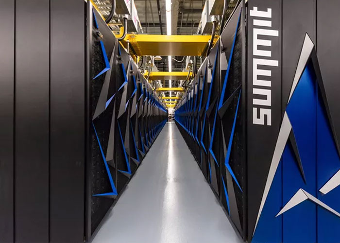 The Summit of supercomputing