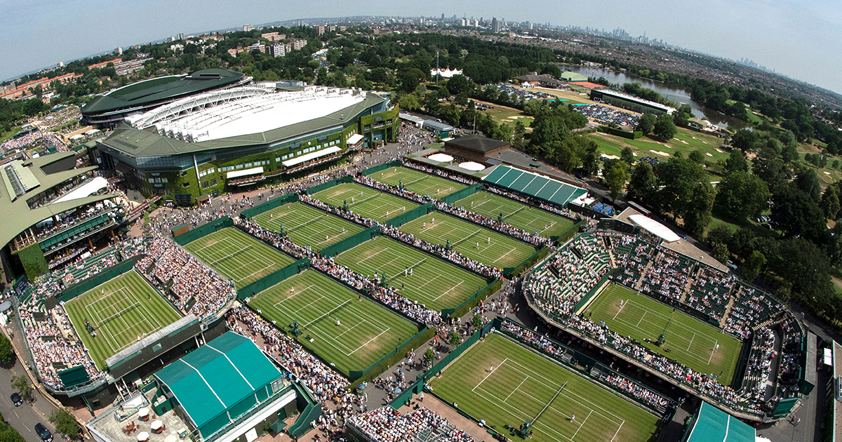 IBM at Wimbledon