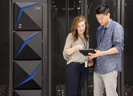 IBM z15 financing