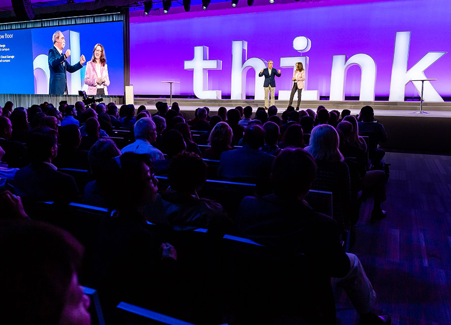 The future of learning at Think 2020