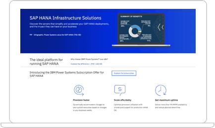 Captura de pantalla de SAP 4hana