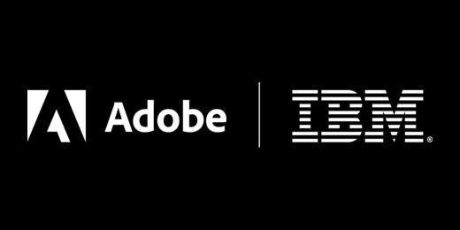 IBM und Adobe