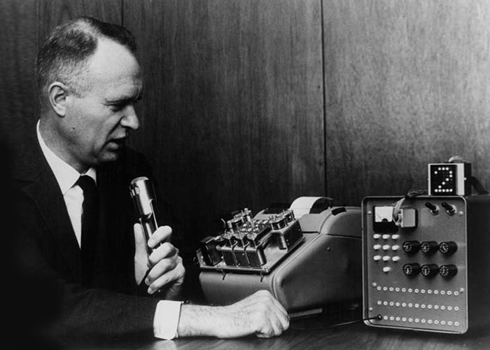 The birth of speech recognition