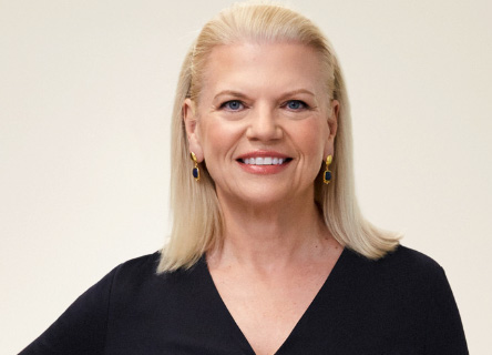 World Economic Forum Davos - Ginni Rometty
