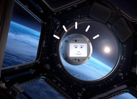 Cimon - Back on Earth