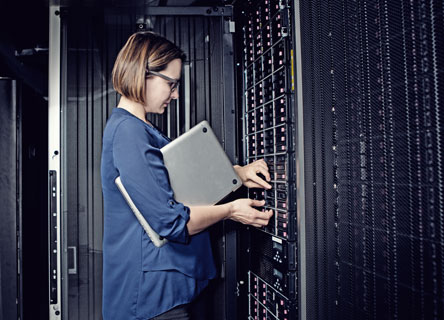 Stay competitive with optimized IT
