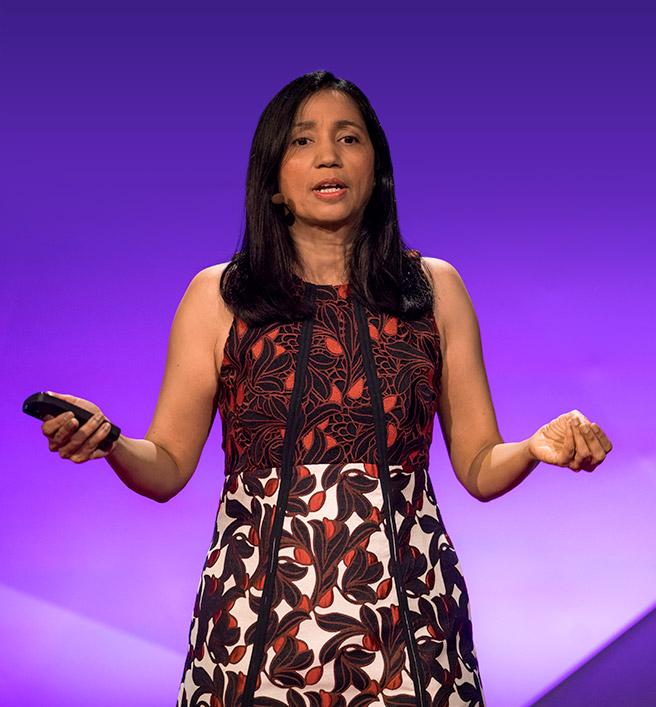 Photo of IBM Fellow Laxmi Parida