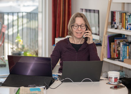 Remote work can put data at risk