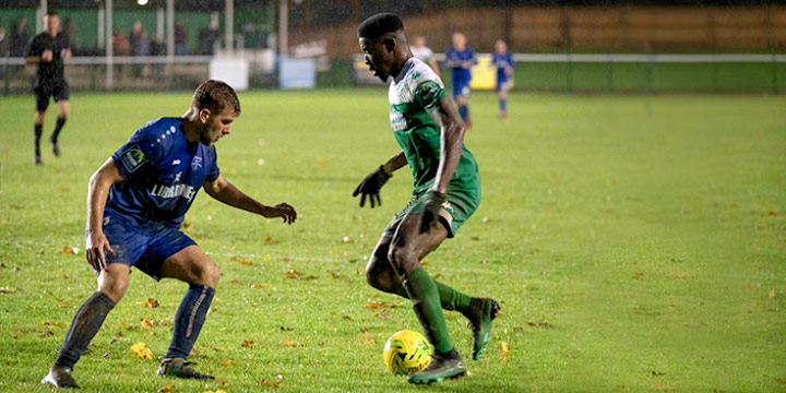 Leatherhead FC scores points with AI