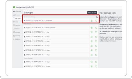 IBM Compose screenshot