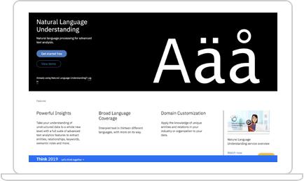 Watson Natural Language Understanding