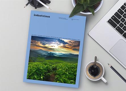 IBM Industrie Magazin
