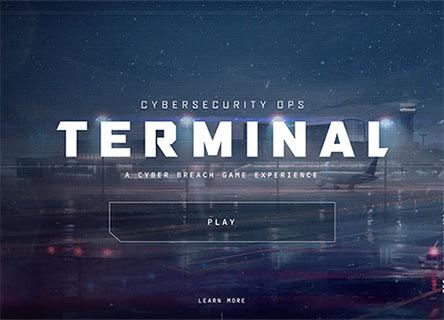 Cybersecurity game screenshot
