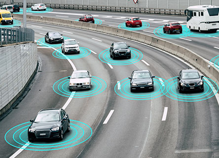 IBV report: connected cars