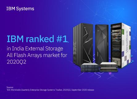 IBM Flash Storage