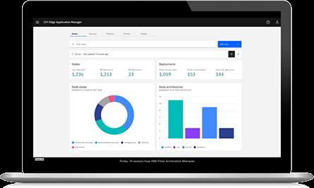 IBM Edge Application Manager screenshot