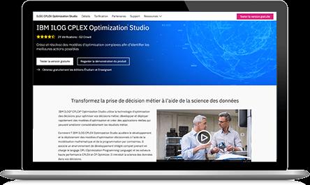 IBM ILOG CPLEX